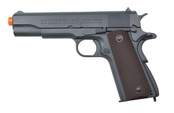 Colt 1911 CO2 Blowback Pistol, Parkerized Finish