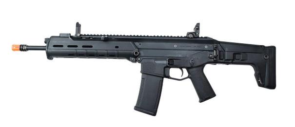KWA PTS Masada Gas Blowback Airsoft Rifle, Black