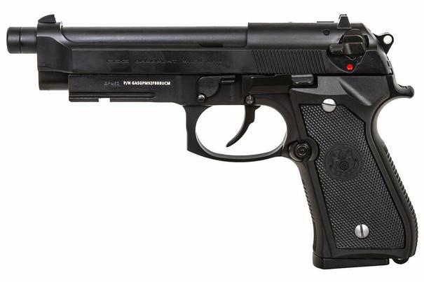 GandG GPM92 Gas Blowback Airsoft Pistol, Black