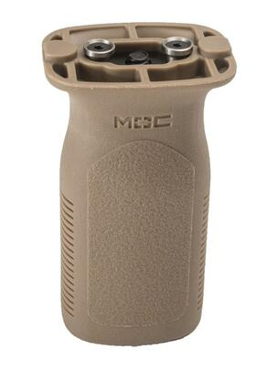 Compact Vertical Keymod Grip, Tan