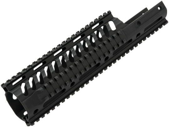 Helix Axem KV Rail and Charging Handle for KRISS Vector, Black