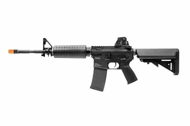 KWA RM4A1 AEG 3 Electric Airsoft Rifle, Black
