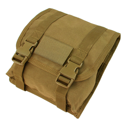 Condor Large MOLLE Utility Pouch, Coyote