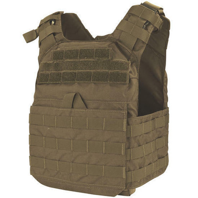 Condor US1020 Cyclone Lightweight Plate Carrier, Coyote