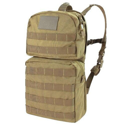 Condor HCB2 MOLLE 2.5 Liter Hydration Carrier, Coyote