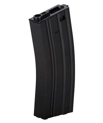 Lancer Tactical 300 Round Metal M4 High Capacity Magazine, Gen 2, Black