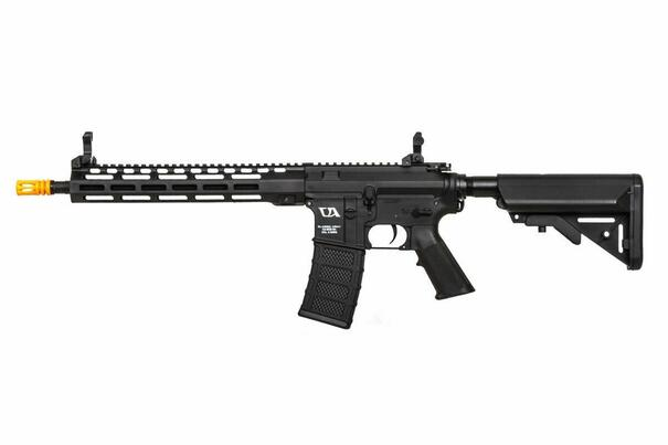 Classic Army ML12 Nylon Fiber MLOK AEG, Black