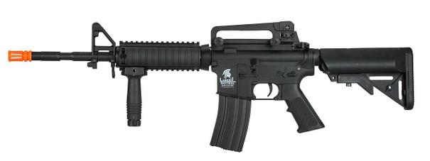 Lancer Tactical M4 SOPMOD AEG Airsoft Rifle, Gen 2, Black