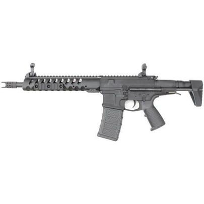 Classic Army Nemesis DE-10 Delta Elite AEG Airsoft Rifle, Black