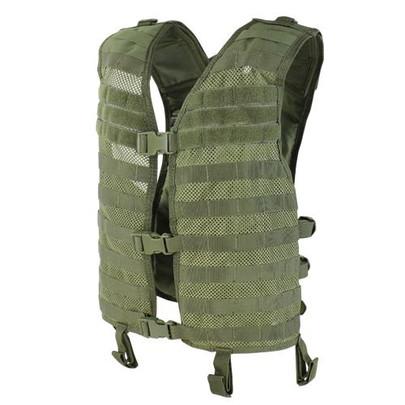Condor MOLLE Mesh Hydration Vest, OD