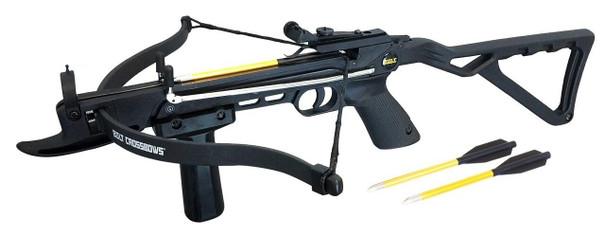 The Seeker Full Stock Pistol Grip 80lb Crossbow