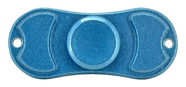 Bowtie Fidget Spinner, Blue