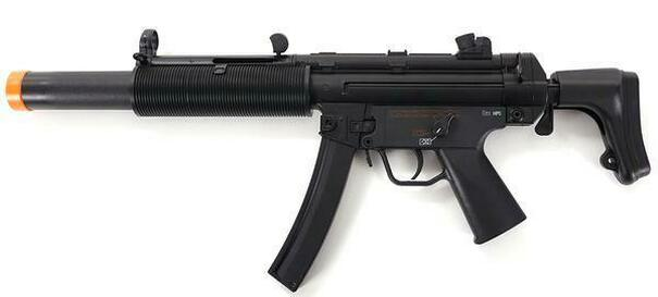 HandK MP5 SD6 Competition Series Airsoft Gun