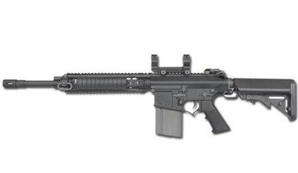 Ares SR25 Carbine Airsoft Rifle, Black