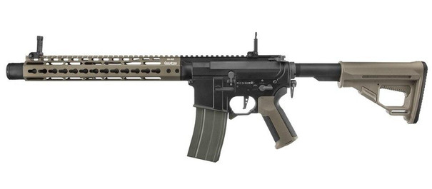 Ares Octarms X Amoeba M4-KM12 Airsoft Assault Rifle, Two-Tone
