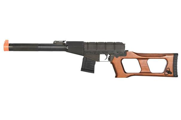 LCT VSS Vintorez AEG Airsoft Rifle w/ Wood Stock