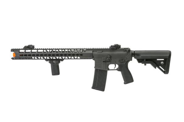 Dytac LA M4 Carbine Airsoft Rifle, 16.2, Black