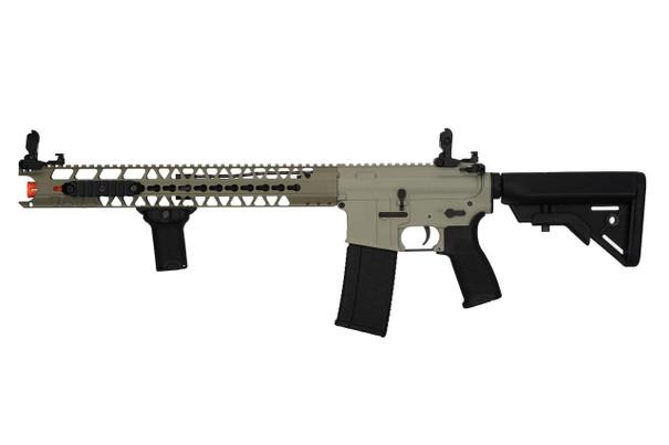 Dytac LA M4 Carbine Airsoft Rifle, 16.2, OD Green