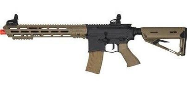 Valken ASL Series AEG Airsoft Rifle TANGO, Black/Tan