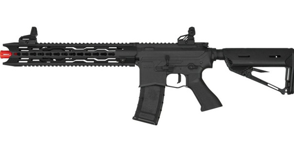 Valken ASL Series AEG Airsoft Rifle TRG, Black