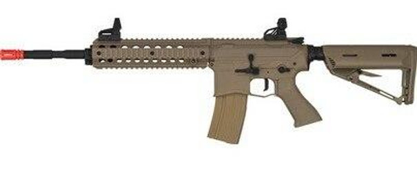 Valken ASL Series AEG Airsoft Rifle MOD-L, Tan