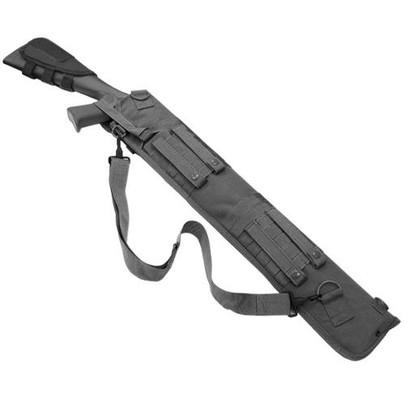 Condor MOLLE Shotgun Scabbard, Black