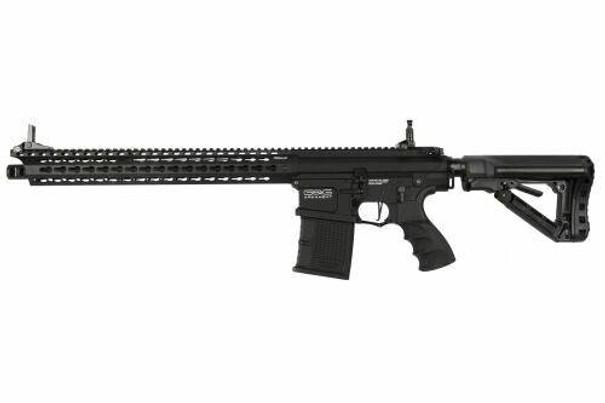 GandG TR16 MBR 308SR AEG Airsoft Rifle, Black