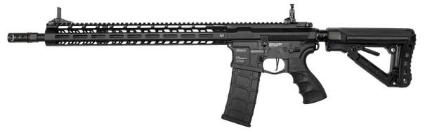 GandG TR16 MBR 556WH AEG Airsoft Rifle, Black