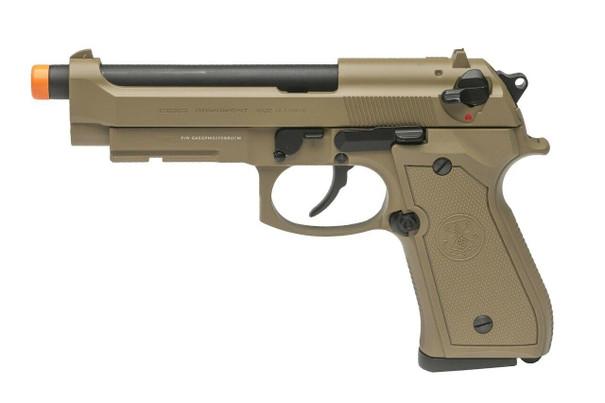 GandG GPM92 Gas Blowback Airsoft Pistol, Desert Tan