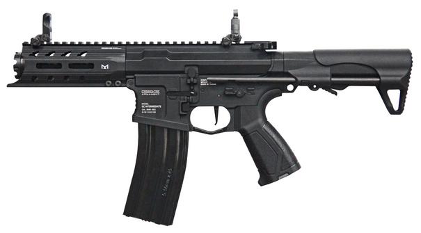 GandG ARP 556 SMG Airsoft AEG, Black