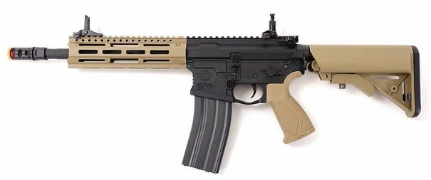 GandG CM16 Raider 2.0 AEG Airsoft Rifle, Desert Tan