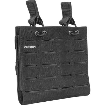 Valken Multi Rifle Double Mag Pouch LC, Black