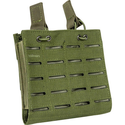 Valken Multi Rifle Double Mag Pouch LC, OD Green