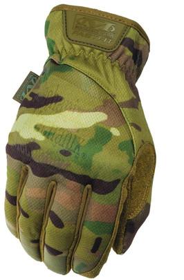 Mechanix FastFit Gloves, MultiCam