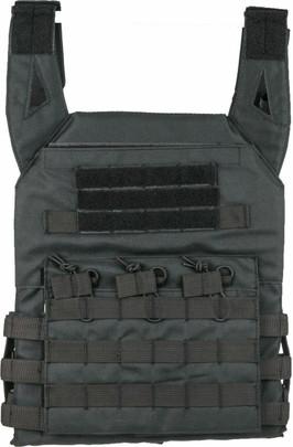 AMP Tactical JPC Vest BK 600D, Large