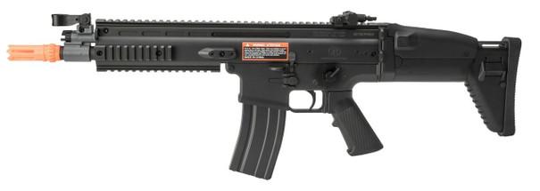 FN Herstal SCAR-L AEG Airsoft Rifle, Black