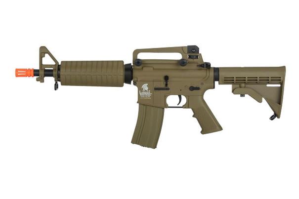 Lancer Tactical M4 M933 Commando Gen 2 Low FPS Version Airsoft Rifle, Tan