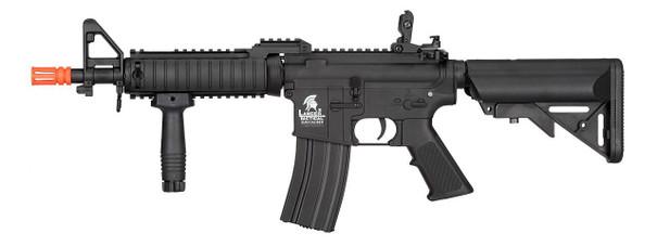Lancer Tactical MK18 Nylon Polymer MOD0 Gen 2 Low FPS Version Airsoft Rifle, Black