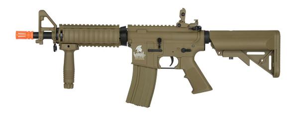 Lancer Tactical MK18 MOD0 Gen 2 Low FPS Version Airsoft Rifle, Tan