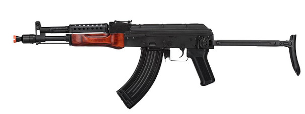 LCT Airsoft AK-74 MG MS Steel and Wood Airsoft AEG