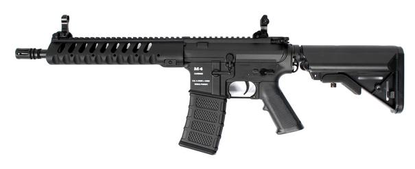 Classic Army Delta 10 Nylon Fiber AEG Airsoft Rifle w/ ECS, Black