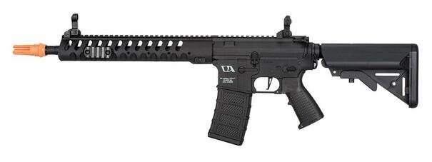 Classic Army Delta 12 Nylon Fiber AEG Airsoft Rifle w/ ECS, Black