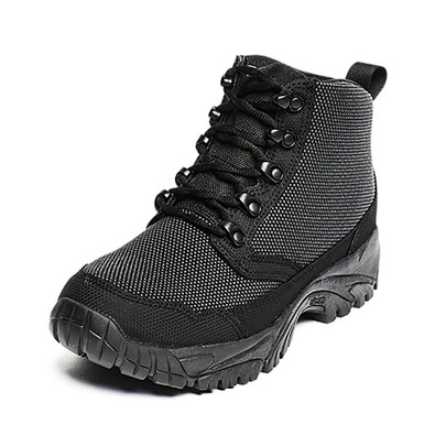 Altai 6 Laced Waterproof SuperFabric Mesh Hiking Boots, Black