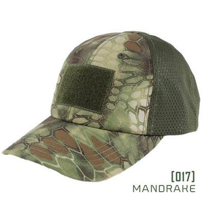 Condor Outdoor Tactical Mesh Cap, KRYPTEK Mandrake