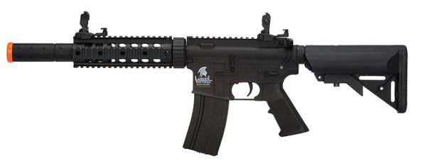 Lancer Tactical M4 SD Gen 2 AEG Airsoft Rifle, Black, Low FPS Version