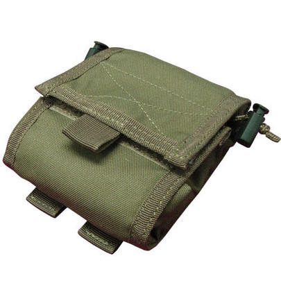 Condor Roll-Up Utility Pouch, OD