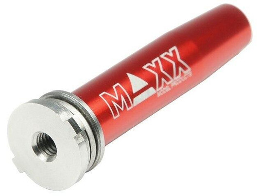 Maxx Airsoft CNC Aluminum and Steel Spring Guide, V2