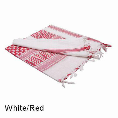 Condor Shemagh, Red/White