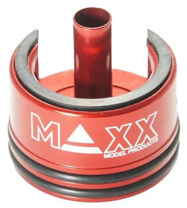 Maxx Airsoft CNC Aluminum Impact Resistant Cylinder Head, V2