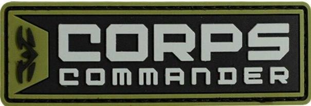 Valken Corps Commander Morale Patch
